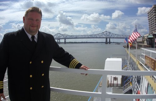 new orleans riverboat captain