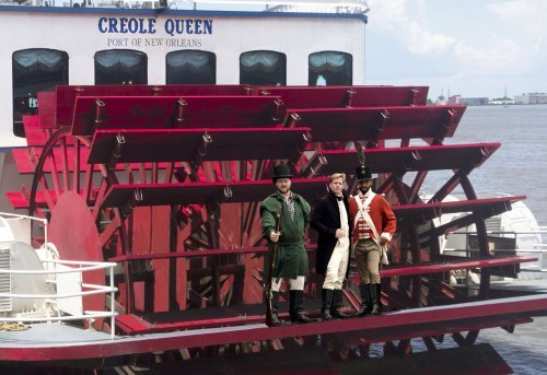 creole queen historical guides