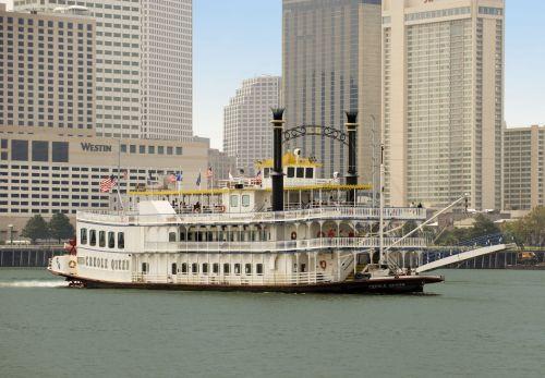 Creole Queen Goes Into Dry Dock Creole Queen