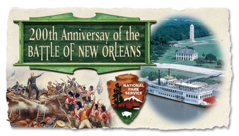 200th Anniversary of the Battle of New Orleans