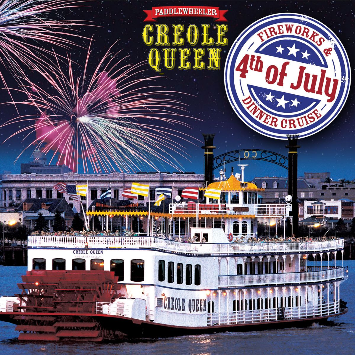 new orleans 4th of july cruise
