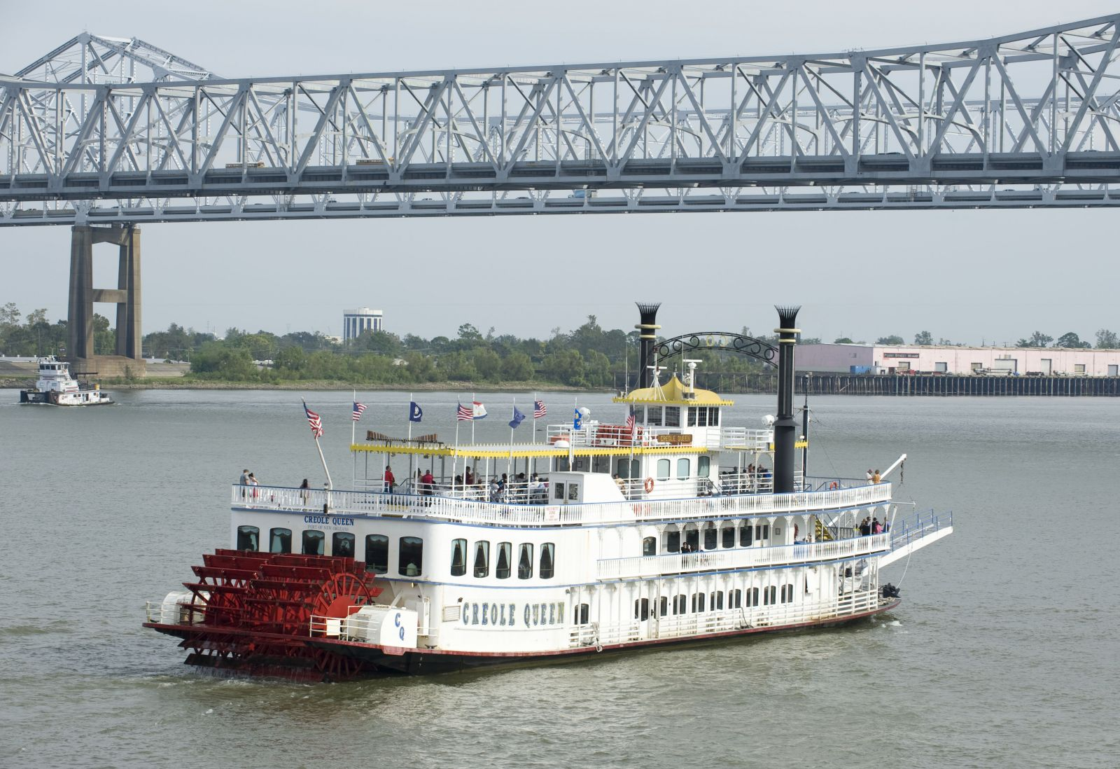 Exciting New Developments On The Creole Queen  Creole Queen