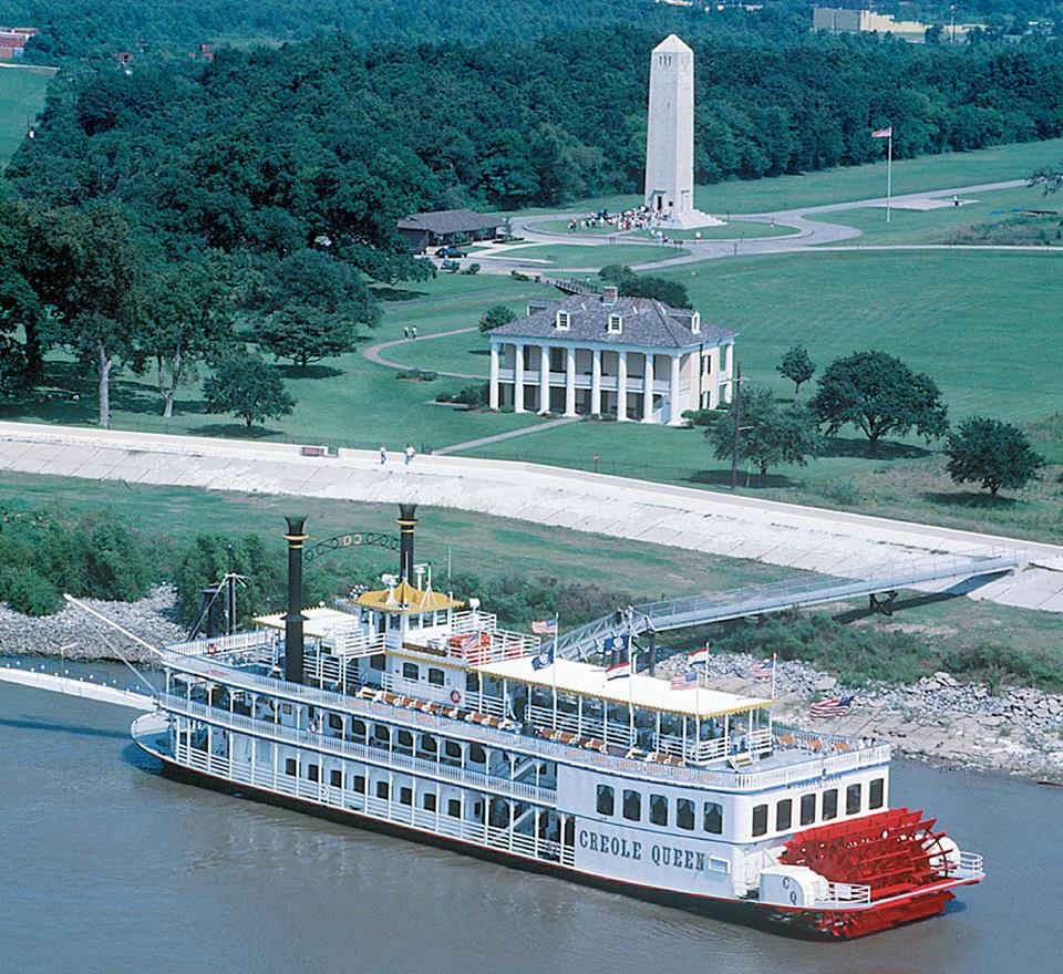 10 Facts About The Paddlewheeler Creole Queen  Creole Queen