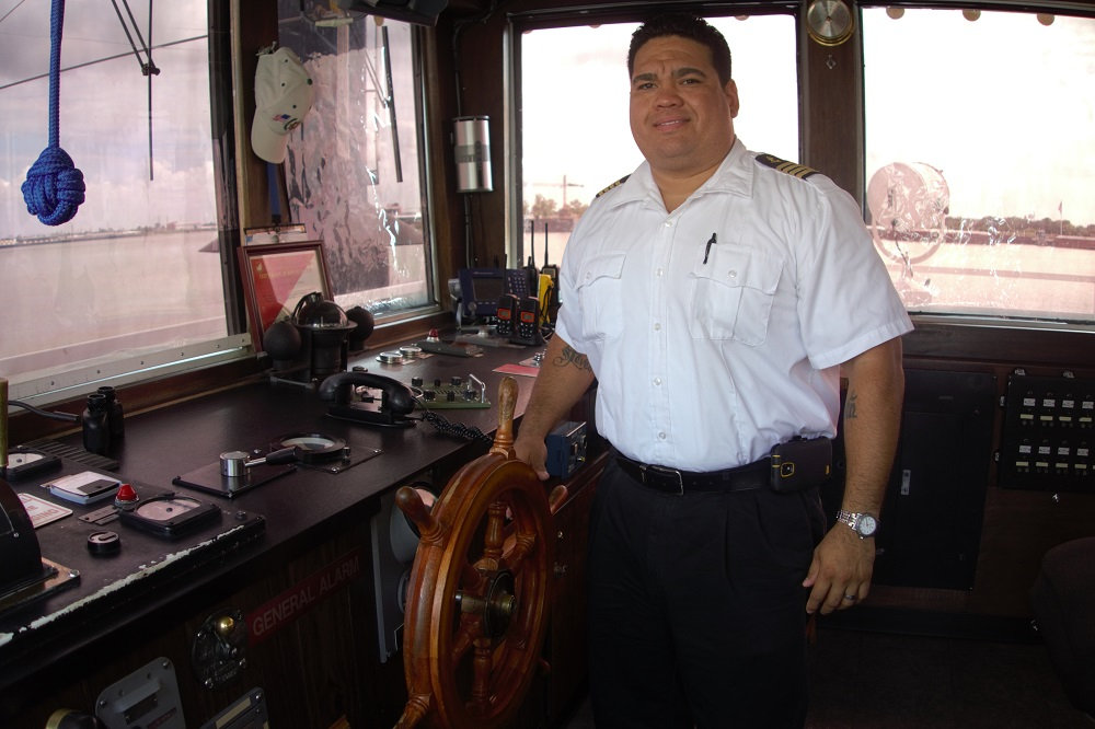 creole queen captain