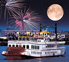 4th of July Riverboat